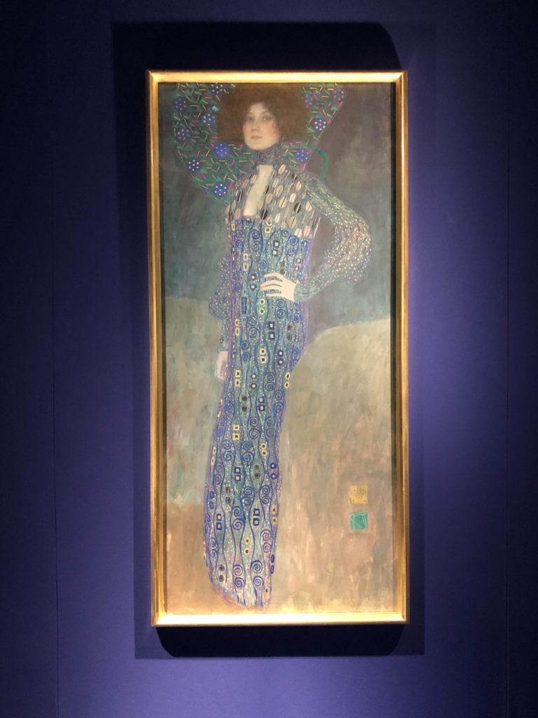エミリーエ・フローゲの肖像