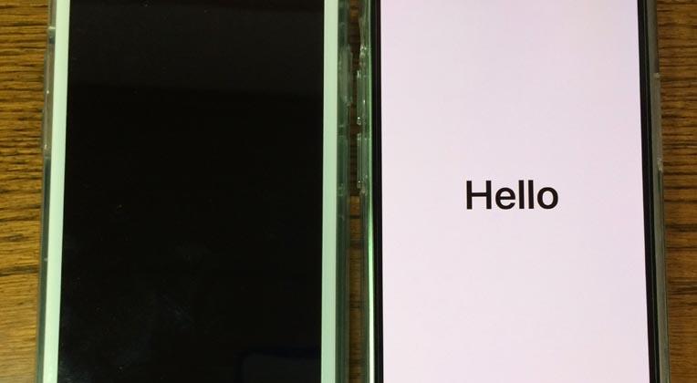 iPhone12miniに自力で機種変しました-中身の移行編
