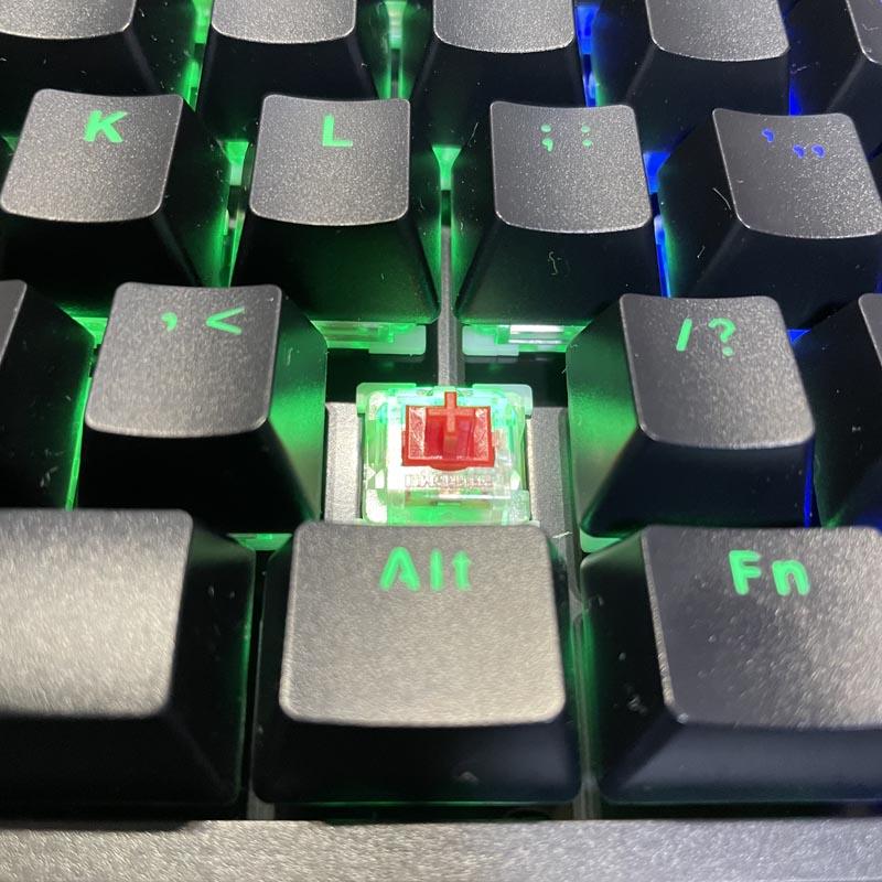 amazonプレイムデーに買ったもの その1・NPETのキーボード
